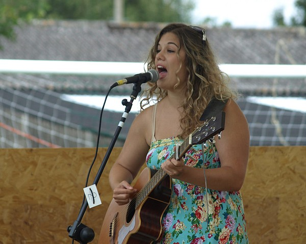 Alice Rose at Rusthall Rocks 2013